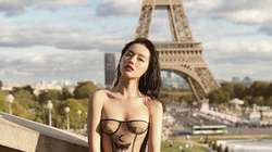 """Hot girl Hà Nội Khánh Linh: """"Phản cảm là lỗi người mặc"""""""