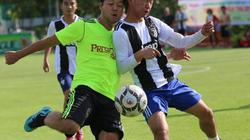 Giải bóng đá báo Nông thôn Ngày nay/Dân Việt: Sôi động và kịch tính!