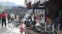 Cháy cửa hàng bán hoa tươi, 2 người tử vong