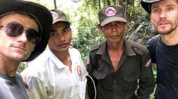 Nguy hiểm bủa vây, đội tìm kiếm MH370 suýt mất mạng trong rừng Campuchia