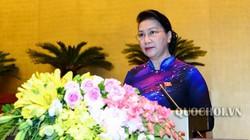 Quốc hội bầu Chủ tịch nước, miễn nhiệm và phê chuẩn Bộ trưởng TTTT
