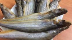 An Giang: Khô cá đồng các loại giảm, cá lìm kìm vẫn 420 ngàn/ký