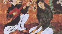 """""""Sắc - tình"""" của nàng kỹ nữ trứ danh Hà thành"""