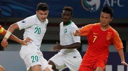 BXH, kết quả giải U19 châu Á ngày 23.10: U19 Saudi Arabia vào tứ kết
