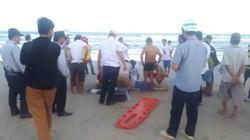 Thêm du khách Trung Quốc tử vong khi tắm biển Đà Nẵng