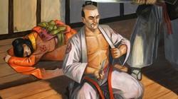 Wakizashi – lưỡi kiếm đẫm máu của Samurai