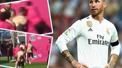 Sợ có biến, HLV Lopetegui loại cầu thủ Real bị Ramos dọa đánh