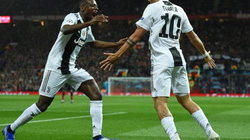 """Clip: Ronaldo """"tịt ngòi"""", Juve vẫn đả bại M.U"""