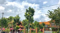"""Quán cà phê trên đất công viên ở Quảng Ngãi: Cho thuê giá """"siêu rẻ""""?"""