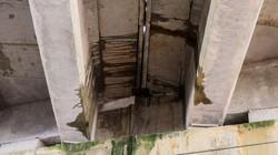Gần 20 cầu trên cao tốc Đà Nẵng - Quảng Ngãi 34.500 tỷ bị thấm dột