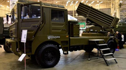 Ukraine ra mắt pháo phản lực mạnh nhất trong lịch sử