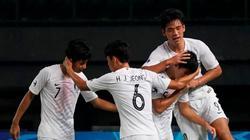 Bị thổi 3 quả phạt đền, U19 Việt Nam gục ngã trước U19 Hàn Quốc