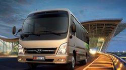 Hyundai New County thế hệ mới giá gần 1,4 tỷ đồng