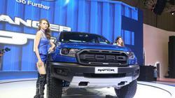 Bán tải cao cấp Ranger Raptor giá xấp xỉ 1,2 tỷ đồng tại Việt Nam