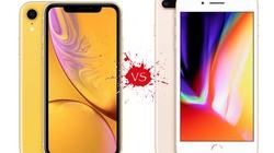 Có nên nâng cấp iPhone 8 Plus lên iPhone Xr?