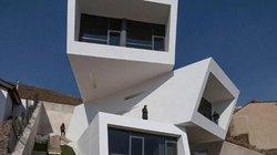 Há mồm kinh ngạc trước những căn nhà có kiến trúc độc lạ này