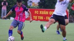 """Giải bóng đá Báo NTNN/Dân Việt: Trọng tài """"giúp"""" Sport5 đá bại 24h"""