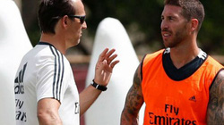 """""""Đâm sau lưng"""" Lopetegui, Ramos chọn xong HLV cho Real"""