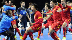 Futsal Việt Nam sáng cửa dự World Cup 2020