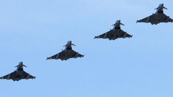 Chiến đấu cơ Anh chặn đứng máy bay Nga nhăm nhe lẻn vào không phận