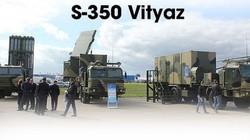 """Chiến đấu cơ Israel """"nằm đất"""" vì S-350E, không phải vì S-300 Syria"""