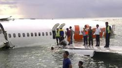 Nóng: Máy bay Indonesia rơi chở hàng chục quan chức cấp cao