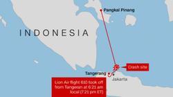 Máy bay JT610 Indonesia vừa rơi là loại máy bay nào?