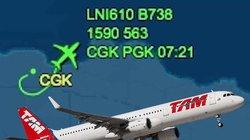 Video đồ họa: Khoảnh khắc máy bay Indonesia chở 189 người mất liên lạc