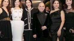 HH Hà Kiều Anh, Giáng My, Diệu Hoa...đọ sắc xinh đẹp trong show thời trang