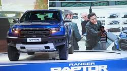 Ford Everest và Ranger Raptor tại Việt Nam không bị lỗi hộp số