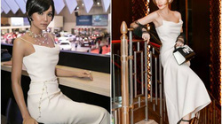 Angela Phương Trinh và H'Hen Niê ai đẹp hơn khi chung váy?