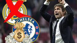 """Nếu Conte không đến Real, Chelsea sẽ mất cả """"núi tiền"""""""