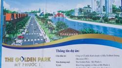 Thực hư về dự án The Golden Park Mỹ Phước 1 của Becamex ITC?