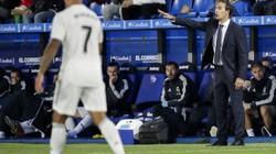Chỉ có 2 ngôi sao Real Madrid tri ân HLV Lopetegui, họ là ai?