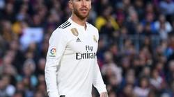 Vì Ramos, phòng thay đồ Real Madrid dậy sóng