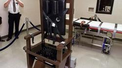 Lời cuối gây sốc của tử tù chọn tử hình bằng ghế điện ở Mỹ