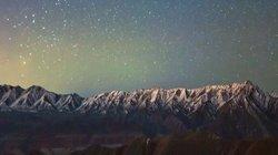 """Kỳ lạ bầu trời như dải ngân hà tại vùng đất của """"Con đường tơ lụa"""""""