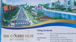 Becamex ITC lên tiếng về dự án The Golden Park Mỹ Phước 1