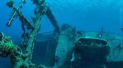 Cận cảnh xác máy bay Indonesia Lion Air dưới đáy đại dương