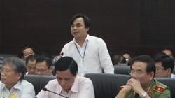 Tân GĐ Sở ở Đà Nẵng nói giải pháp cứu bãi biển, điểm nóng Khánh Sơn