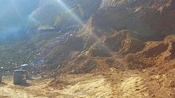 Lạng Sơn:Ngang nhiên khai thác đất trái phép, thách thức chính quyền