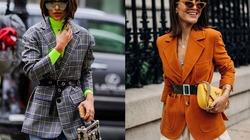 Biết 4 bí quyết này thì mặc blazer không bao giờ lo già