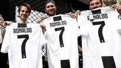 Cristiano Ronaldo kiếm 100 triệu đô la nhờ bán áo số 7 huyền thoại