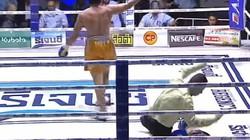 Video: Huyền thoại võ Muay Thái tử vong vì bị knock-out