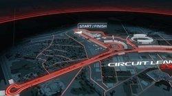 Clip: Mô phỏng đường đua F1 tại Hà Nội