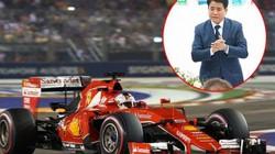 Chủ tịch TP.Hà Nội nói gì về quyết định đăng cai giải đua xe công thức 1