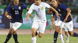 Xem trực tiếp ĐT Campuchia vs ĐT Malaysia trên VTV5