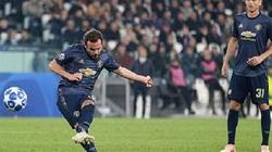 CLIP: Màn ngược dòng không tưởng của M.U trước Juventus