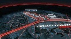 """Flycam: Nơi đặt đường đua F1 """"có 1 không 2"""" trên thế giới ở Hà Nội"""