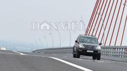 Quảng Ninh chỉ đạo đảm bảo an toàn trên cầu Bạch Đằng
